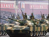解放軍閱兵