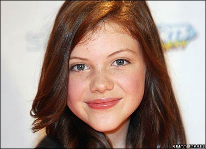 Georgie Henley also put in an appearance.