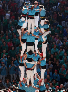 The Castells competition
