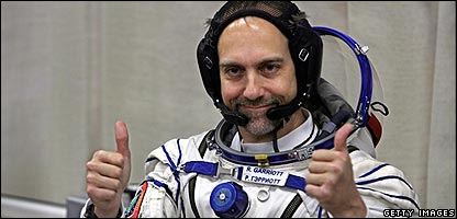 US space tourist Richard Garriott