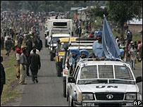 聯合國救援車隊