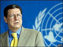 聯合國駐剛果(金)使團負責人道斯