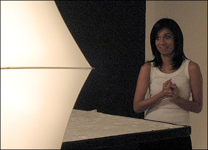 Newsround's Sonali