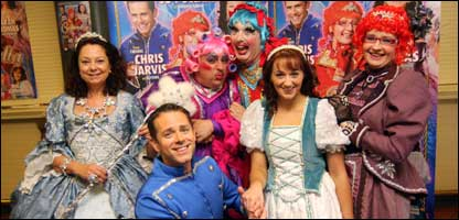 Cast of cinderella