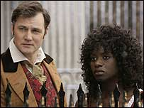'Other Doctor' David Morrissey with Rosita