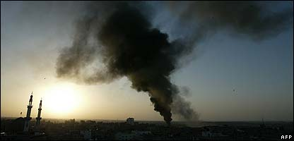 Israeli attacks on Gaza in 2008