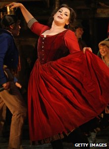 Jodie Prenger as Nancy in Oliver