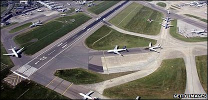 Heathrow runways
