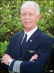 Captain Chesley Sullenberger (AP Photo/Safety Reliability Methods)