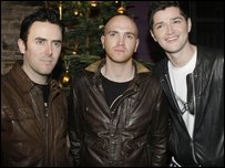 The Script (Photo by Niall Carson/PA Wire)
