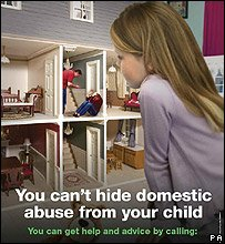 A poster from the NSPCC