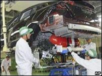 日本汽車廠