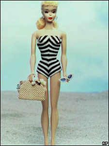 The original Barbie