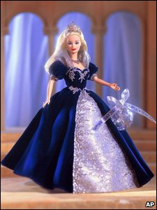 Millennium edition Barbie
