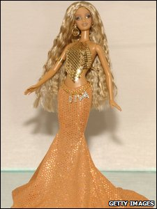 All That Glitters Barbie