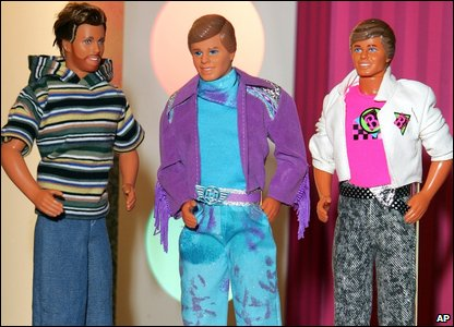 Ken became Barbie's boyfriend in 1961, but they split up on Valentines Day 2004.