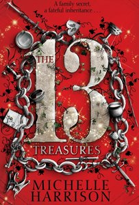 Book cover of The 13 Treasures