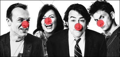 Graham Norton, Davina McCall, Jonathan Ross & David Tennant