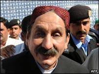 巴基斯坦最高法院首席大法官喬杜里