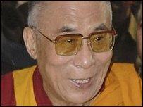 達賴喇嘛原定本周去南非參加和平會議