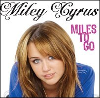 Miley's book cover
