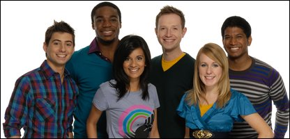 The Newsround reporting team