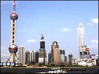世界關注中國的崛起