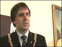 Steve Rotheram, Lord Mayor of Liverpool