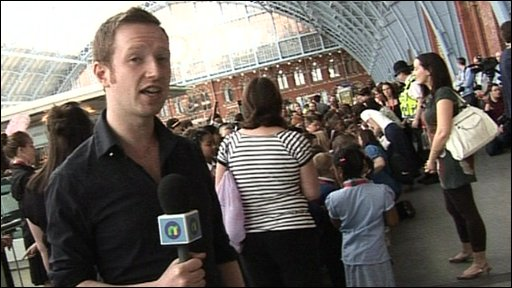 Newsround's Adam