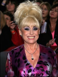 Barbara Windsor at the British Soap Awards
