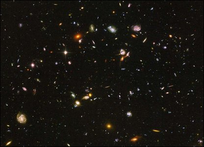 Hubble Ultra Deep Field (Nasa, Esa, S. Beckwith (STScI) and the HUDF Team)