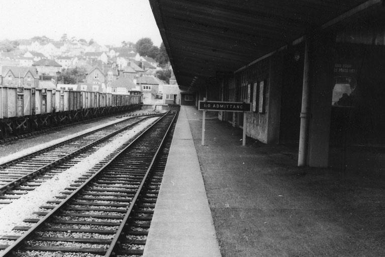Bbc Bristol In Pictures Portishead Railway