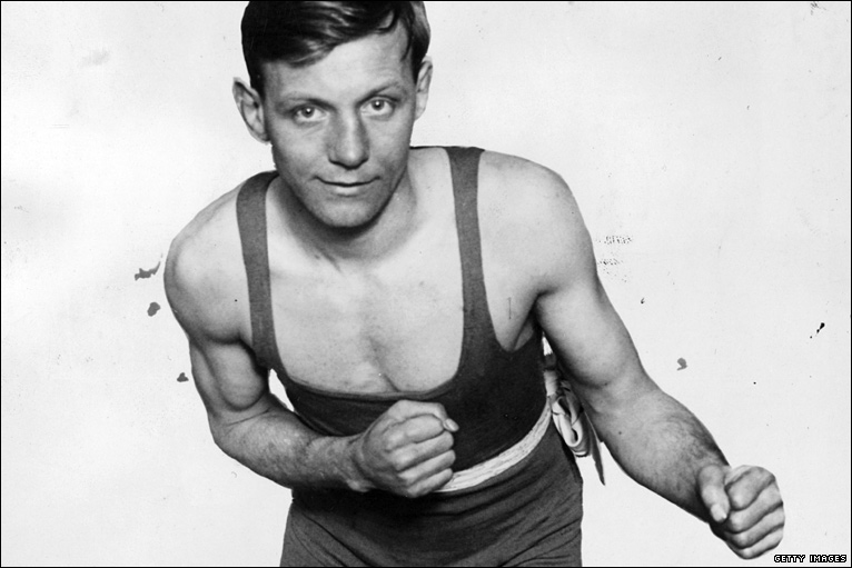 BBC Sport - Jimmy Wilde in photos