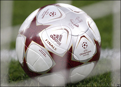 The match ball