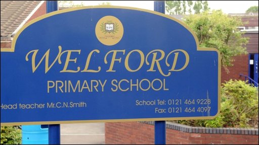 Welford primary
