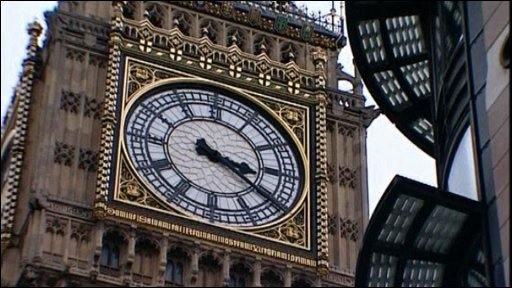 Big Ben clocktower