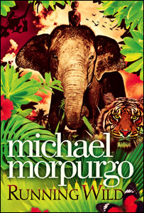 Running Wild book cover