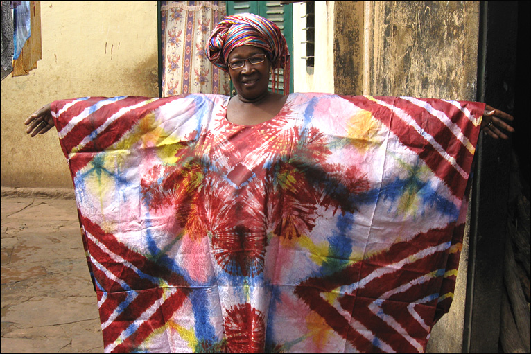 Bbc News In Pictures In Pictures Mali Tie Dye
