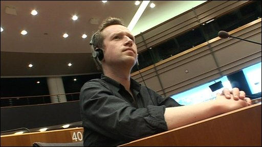 Adam in the European parliament