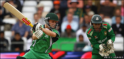 Ireland beat Bangladesh