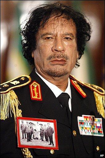 Gaddafi Still Heroes of Libya