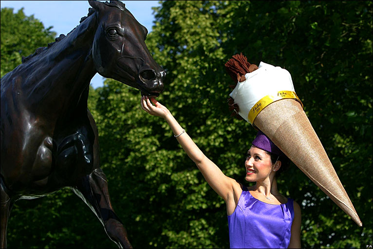 Bbc Sport Horse Racing Royal Ascot Ladies Day