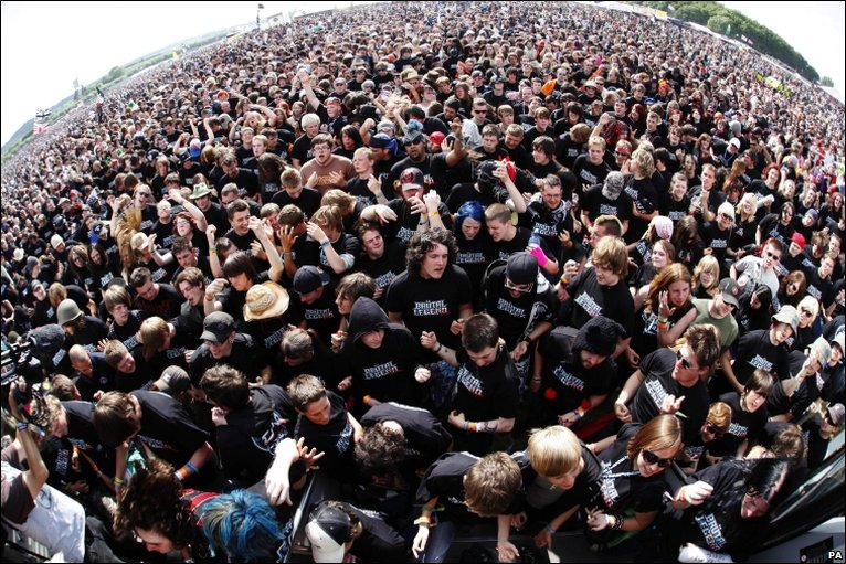 Image result for download festival crowd