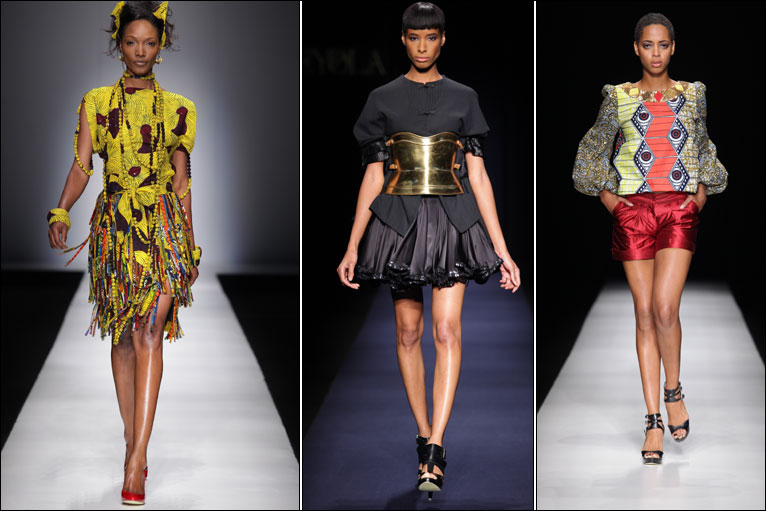 Bbc News Africa In Pictures African Fashion Week