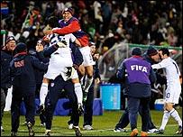 المنتخب الأمريكي في نهائي كأس القارات _45968972_usa11