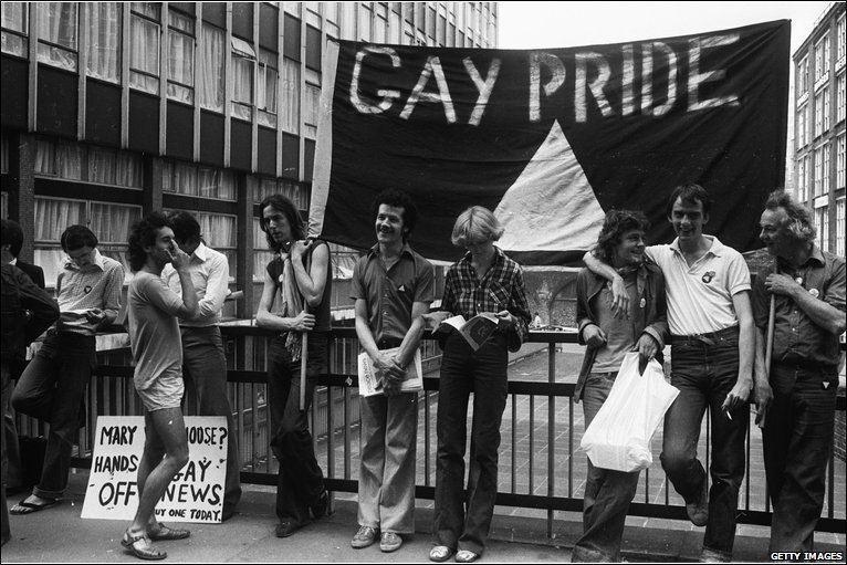 Image result for pride 1980s