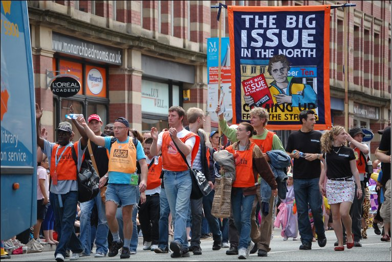 BBC - Manchester - In pictures: the MIF Procession