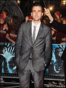 Matthew Lewis, who plays Neville Longbottom, at the world premiere of Harry Potter and the Half-Blood Prince, in London