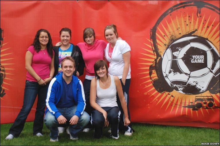 Bbc Sport Football Your Game Team Photos From Yg Cardiff