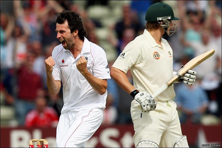 BBC SPORT   Cricket   England v Australia photos